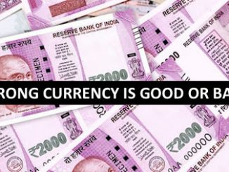 What makes a currency strong - image