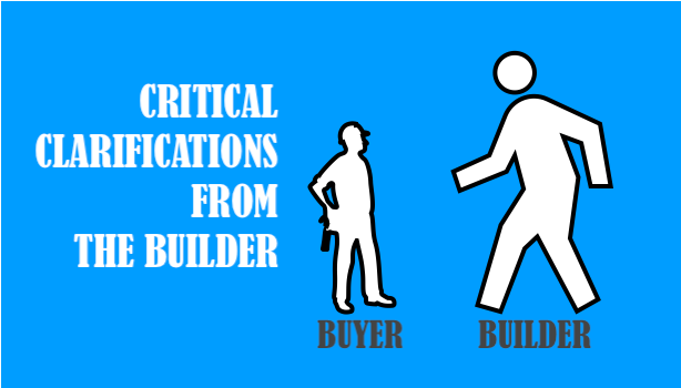 Property Investment - Buyer Vs Builder