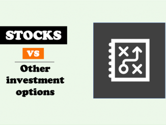 Stocks vs Other Investment - Image