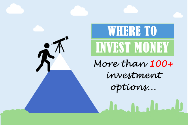 Where to invest money - image