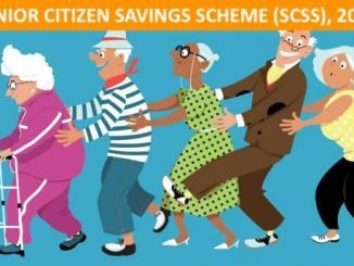 Senior Citizens Saving Scheme - IMAGE
