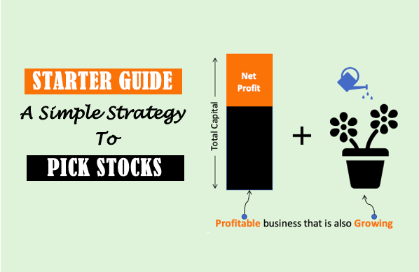 Strategy to pick stocks - image