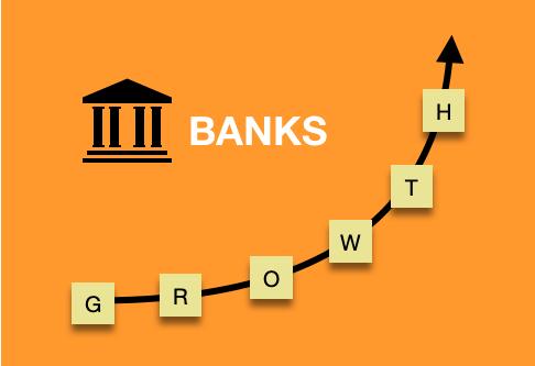 How to Analyze Bank Stocks - How banks grow