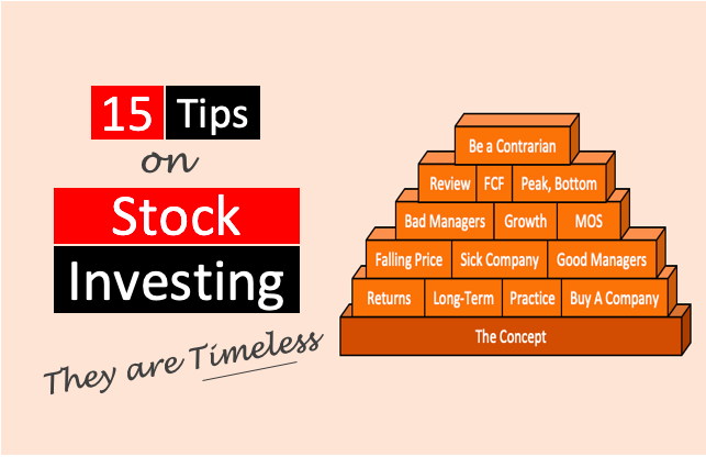 Stock investing tips - Image