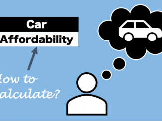 Car Affordability - Image