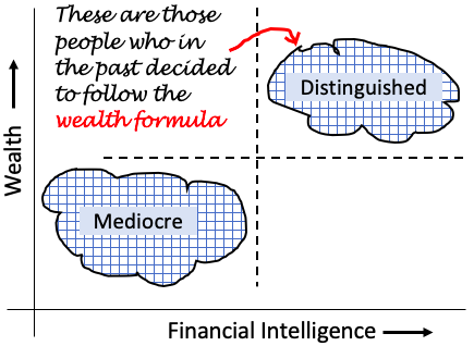 Mediocre Life Financial Intelligence and Wealth Formula