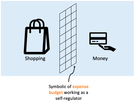 503020 budgeting rule - Grill symbolic of expense budget
