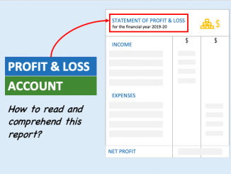 Profit & Loss Account - Image