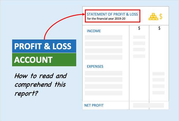 Profit & Loss Account - Image