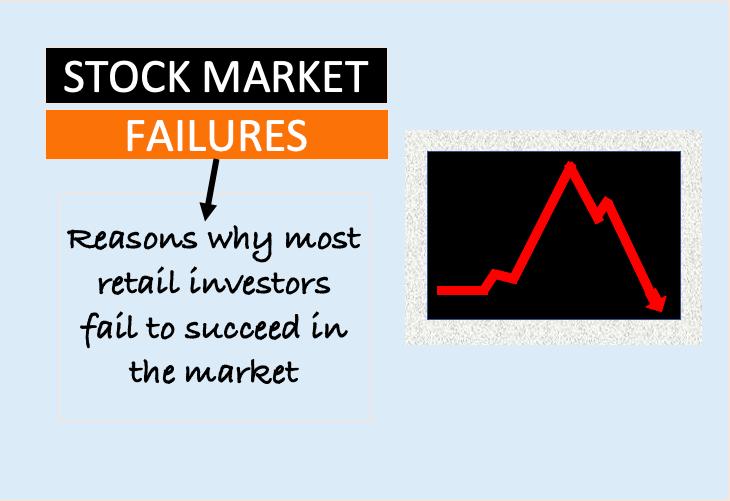 Stock Market Failures - Image