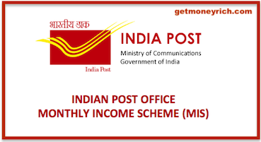 Indian Post Office Monthly Income Scheme Account