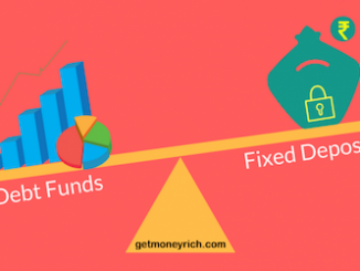 Debt Funds Good for small investors -image