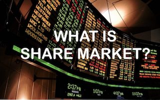 What is share market -image
