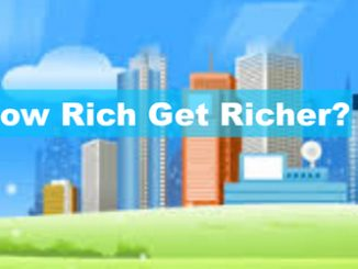how rich get richer -image