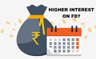 Earn Higher Interest on FD -image