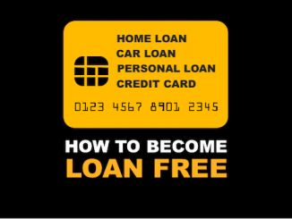 How a person can become loan free in life - image