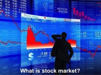 What is stock market -image