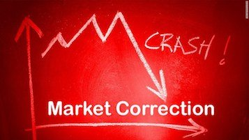 Indian Stock Market Crash Likely in 2018 - FeaturedImage