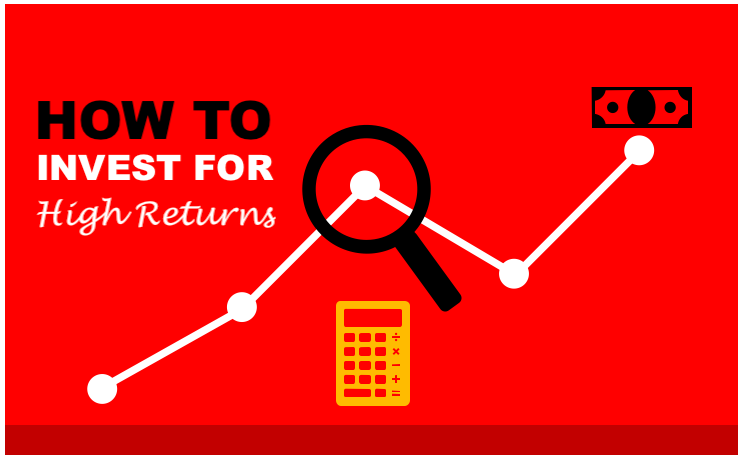 Where to invest money for high returns in India - Image