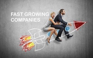 fastest growing companies in india