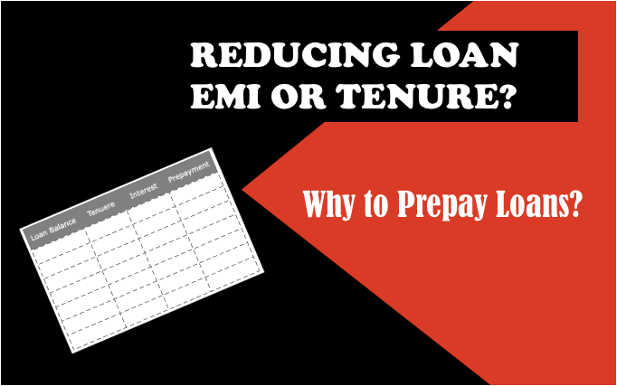 loan prepayment to reduce EMI or tenure - featured image