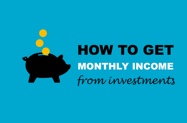 Monthly Income From Investments - Image