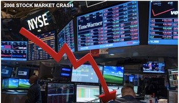 The Cause of 2008 Stock Market Crash - GETMONEYRICH