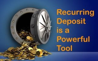 How Recurring Deposit can make you a millionaire - image