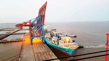 Gujarat Pipavav Port Share Price -image