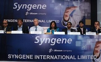Syngene International Share Price -image