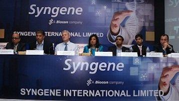 Syngene International Share Price -image