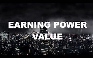 Earning Power Value (EPV) Method -image
