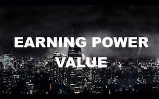 Earning Power Value (EPV) Method -image