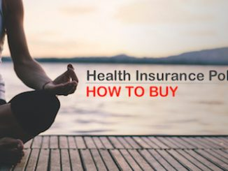 How to buy health insurance policy -yoga