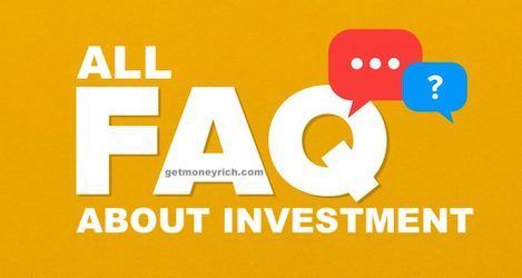 All about Investment - FAQ