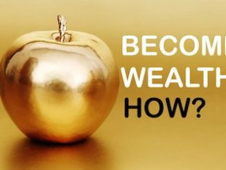 How to Become wealthy -image
