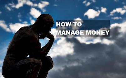 How to manage money like wise men -image