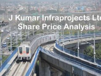 JKumar Infraprojects share price -image
