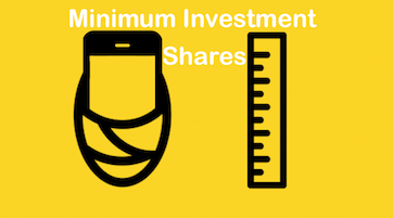 Minimum Amount to Invest in Share Market - Measure