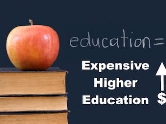 Soaring Cost of Education -image
