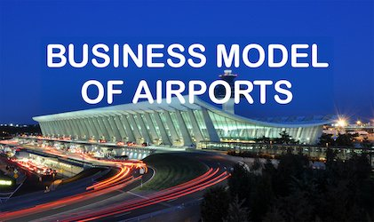 Business Model of Airports - Image