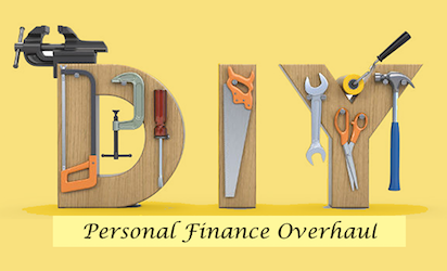 DIY Personal Financial Overhaul -image