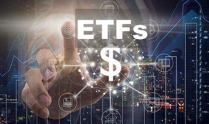 Trading Volume of ETFs