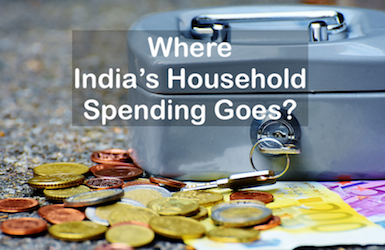 Where People Spend Money in India - Image