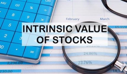 The Concept of Intrinsic Valuation of Stocks - image