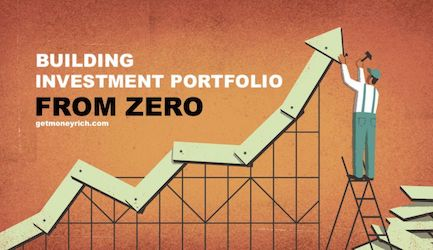 Building an investment portfolio from scratch -image