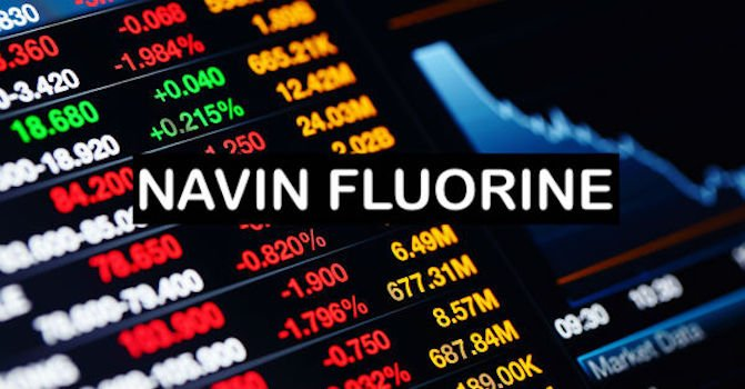 Navin Fluorine - Stock Analysis - Image
