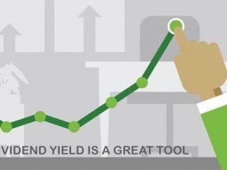 Dividend yield formula - image