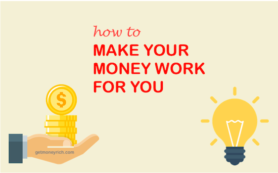How to make your money work for you - featured image