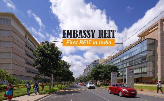 REIT India - Embassy REIT - Image